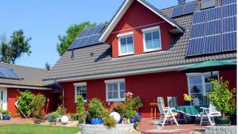 Färdigställandetiden förlängs för solcellsstödet