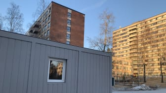 Fra tirsdag 9. mars og noen uker fremover deler SiO ut COVID-19 selvtester til beboerne på Kringsjå Studentby.