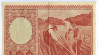 Mynthandlere reagerer på seddeldestruksjon fra Norges Bank