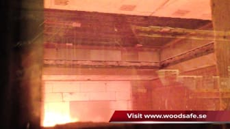 Woodsafe Live from fire test EN14135