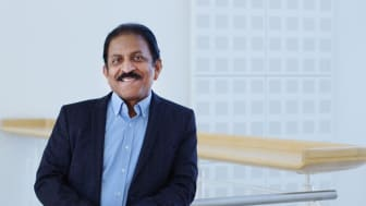 Biplab Kumar Datta startet i jobben som ny innovasjonsdirektør på NILU 1. mars 2021. Foto: Ingunn Trones, NILU