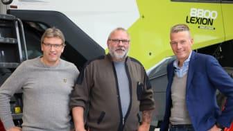 Swedish Agro Machinery inleder samarbete med Bil och Traktor Högbro