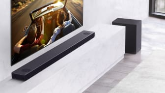 LGs nye soundbars giver endnu flere mulighed for at nyde førsteklasses lydoplevelse