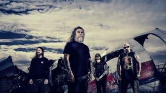 Slayer gör sin allra sista Sverige-spelning någonsin på Sweden Rock Festival i juni!
