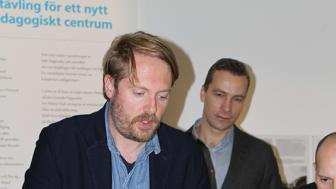 Tävlingen avgjord: så kommer Malmös nya marinpedagogiska centrum att se ut!
