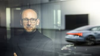 Marc Lichte, Head of Audi Design, Audi e-tron GT