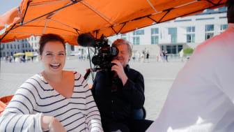 Claudia Liane Neumann engagiert sich für junge Erwachsene mit Krebs