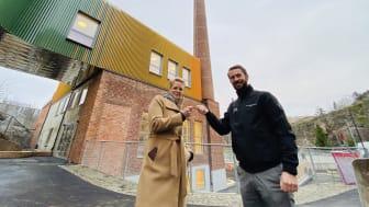 Nu öppnar nya JENSEN förskola Nobelberget