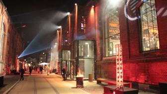 Feierliche Eröffnung der Theaterspielstätte Kraftwerk Mitte in Dresden (Copyright: Landeshauptstadt Dresden)