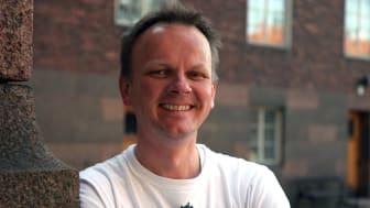 Jan Gulliksen, professor på KTH samt ordförande i Digitaliseringskommissionen. Foto: Christer Gumesson.