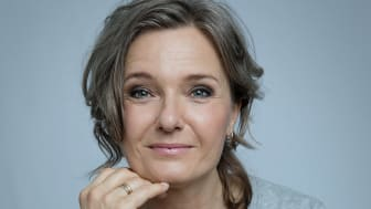Ingrid Bjørnov er tildelt Sandbecks kulturpris 2021. (Foto: Nina Rangøy)