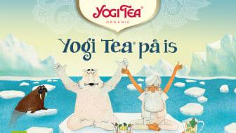 Velsmakende sommerdrikker med Yogi Tea