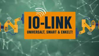 IO-link-Universalt, smidigt & enkelt