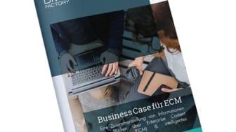 DMSFACTORY veröffentlicht brandneues Whitepaper mit vielen Gründen, die für ein ECM sprechen. Abb.: DMSFACTORY GmbH