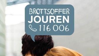 Brottsofferjouren Sverige tilldelas det europeiska telefonnumret för brottsofferstöd - 116 006