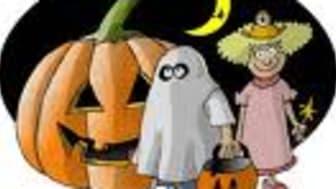 Nytt sätt att fira Halloween.