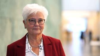 Carina Zachau (M) ordförande i Kollektivtrafiknämnden