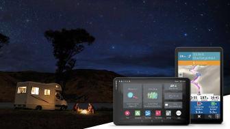 Garmin Camper 890 autonavigaattori 8 tuuman näytöllä ja matkailuautoiluun räätälöidyillä ominaisuuksilla