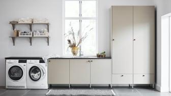 Så blir tvättstugan en praktisk vardagsdröm – tre tips från Vedum