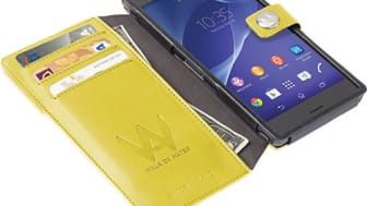 Sony Xperia dominates Krusell´s top seller list in October.