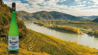 Nu lanseras Jamek Jochinger Riesling Federspiel 2019. Vinet odlas på branta terrasser längs Donau i Wachau i Österrike.