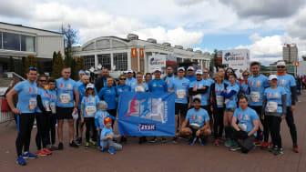 JYSK Polska na starcie Wings for Life World Run