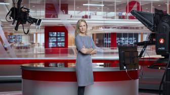 Viveka Hansson, nyhetsdirektör på TV4. Foto: TV4