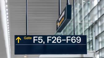 Stockholm Arlanda Airport. Fotograf: Kalle Sanner.