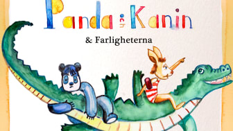 Magisk bilderbok för barn i åldern 3–6 år