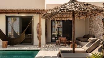 Casa Cook er det seneste skud på listen over Spies' koncepthoteller. I foråret åbnede det andet på Kos – det tredje følger til foråret nær Chania på Kreta.