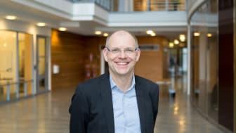 Ulf Ödesjö, ny affärsområdeschef för R&D inom Sigma IT Consulting