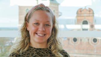 Tilde Persson är sedan ett år tillbaka mentor åt ett skolbarn via Näktergalen, vilket både hon själv och barnet har vuxit av.