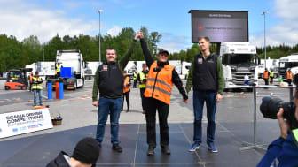 """Alexander Staun, vinder af """"Twisted Water Challange"""", SDC 2018-2019"""