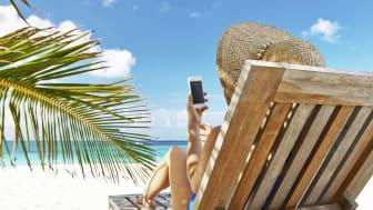 Sværest at undvære onlinetid på storbyferien