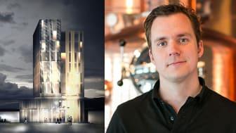 Härnösands kommun kommenterar Hernö Gins satsning på ett destinations- och upplevelsehotell