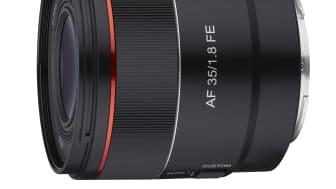 Samyang AF 35mm F1.8 FE Product Image 06 - Side