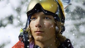 Oscar Wester, en av ambassadörerna för Åre Winter Camp på Holiday Club