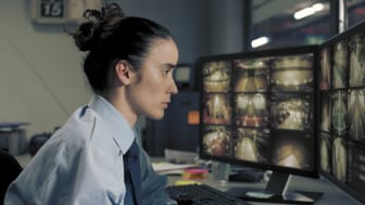 Lali Ayguade i Juanjo Giménezs Time Code, vinnare av UR:s kortfilmspris 2016.