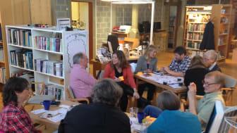 Dialog om bildning viktigt material till ny kultur- och bildningsplan