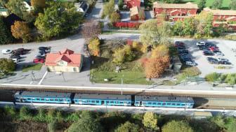 Lindholmen ska utvecklas med nya bostäder, service samt parker och torg.