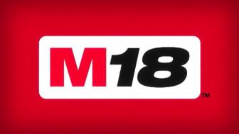 M18 vinkelborrskruvdragare C18 RAD