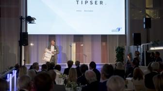 Tipser är ett av de techföretag som har valts ut att delta i acceleratorprogrammet i samband med Innovate46 i New York 8-12 oktober.