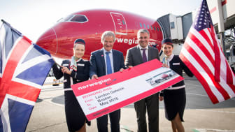 Norwegian launches London Gatwick - Boston Logan