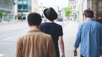 Det sociala nätverket viktigt för unga mäns hantering av problem i nära relationer