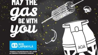 Ostamalla AGA-nestekaasua tuet lasten ja perheiden hyvinvointia Suomessa