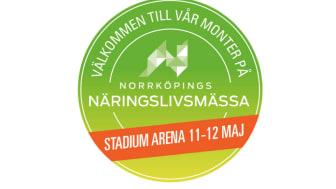 Riksbyggen deltar på Näringslivsmässan i Norrköping