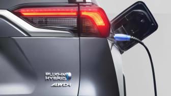 Toyota er Norges mest populære bilmerke i første halvår