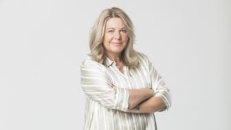 Anette Yngvesson, VD Fraktkompaniet - NTEX dotterbolag - vill ligga i framkant när det gäller hållbara transporter