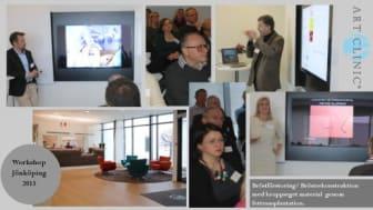 Internationell workshop om bröstförstoring utan implantat (genom transplantation av eget fett)