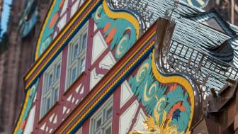 Neue Altstadt, Frankfurt am Main Copy Right / Foto:  © #visitfrankfurt / Holger Ullmann